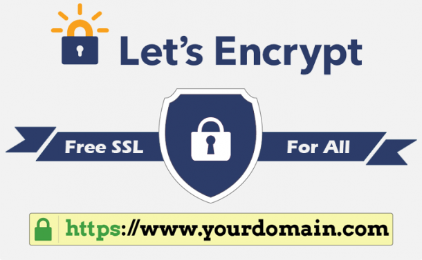 Lets Encrypt Free SSL Certificate