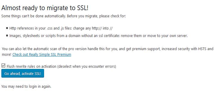 cai dat really simple ssl wordpress