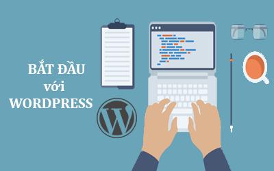 Bắt đầu tạo blog với WordPress