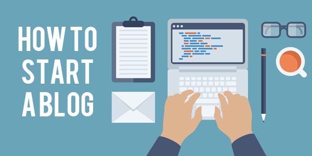 Làm thế nào để bắt đầu viết blog