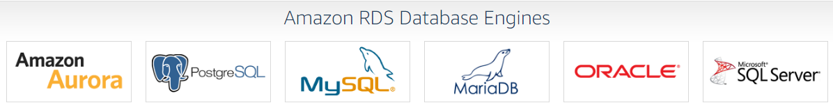 Amazon RDS Database Engines